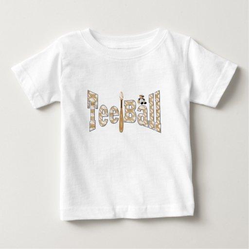 Bola de la camiseta de Playball Playeras