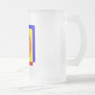 Bola de la cesta tazas de café