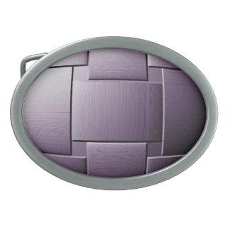 """""""Bola"""" de la hebilla del cinturón de encargo de ac Hebilla De Cinturón Oval"""