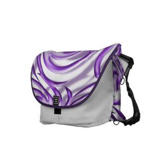 Bola de la lila bolsas de mensajeria