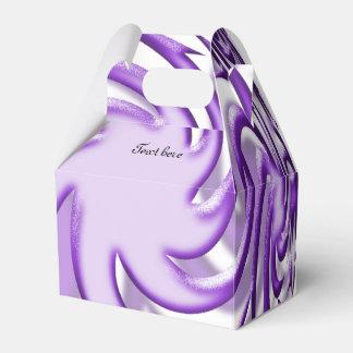 Bola de la lila cajas para regalos