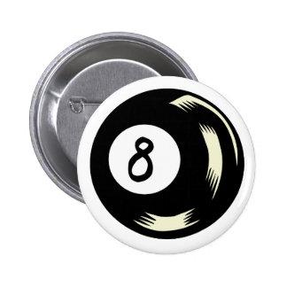 Bola de la magia ocho pin