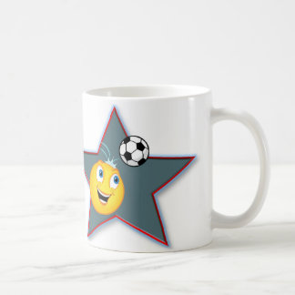 Bola de la sonrisa de la estrella