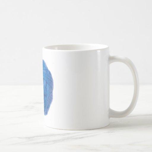 bola de las lanas tazas de café