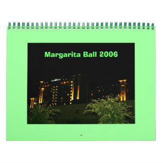 Bola de Margarita - buena calidad Calendarios