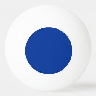 Bola de ping-pong AZUL 1* de la base D de la Pelota De Tenis De Mesa
