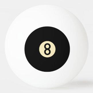 Bola de ping-pong de 8 bolas pelota de tenis de mesa