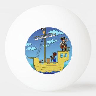 Bola de ping-pong de Capt'n por el DAL Pelota De Ping Pong