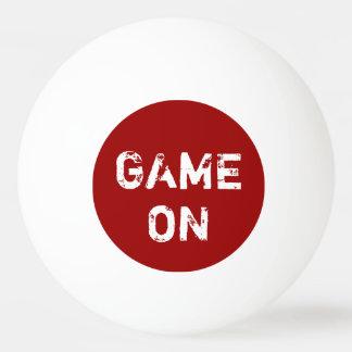 Bola de ping-pong pelota de ping pong