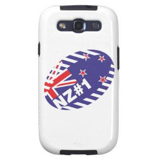 Bola de rugbi NZ#1 Galaxy SIII Coberturas