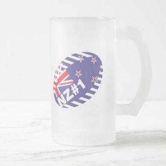 Bola de rugbi NZ#1 Taza De Cristal