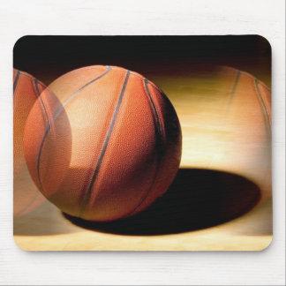 Bola del baloncesto alfombrilla de ratón