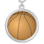 bola del baloncesto collar personalizado