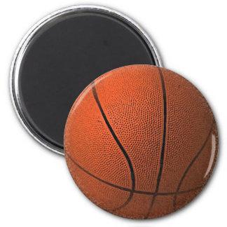 Bola del baloncesto imán redondo 5 cm