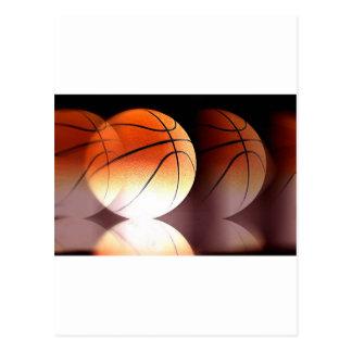 Bola del baloncesto postal