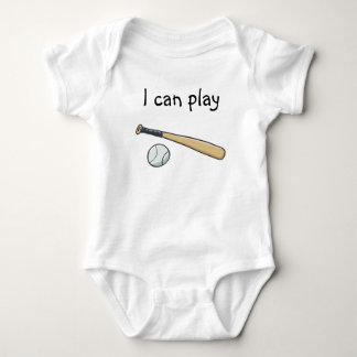 Bola del bate de béisbol n t shirts