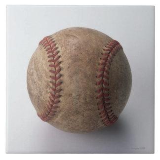 Bola del béisbol del béisbol azulejo cuadrado grande