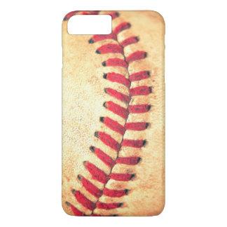Bola del béisbol del vintage funda iPhone 7 plus