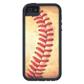 Bola del béisbol del vintage funda iPhone SE/5/5s
