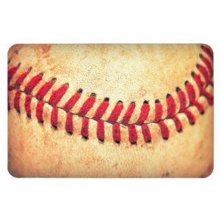 Bola del béisbol del vintage imanes