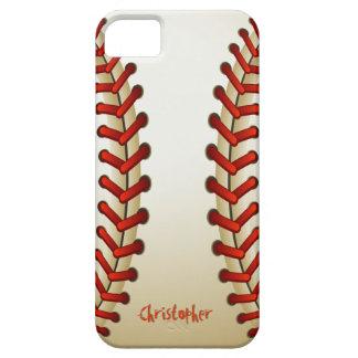 Bola del béisbol iPhone 5 Case-Mate carcasa