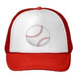 Bola del béisbol gorra