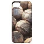 Bola del béisbol iPhone 5 protectores