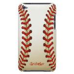 Bola del béisbol iPod Case-Mate fundas