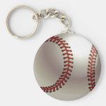 Bola del béisbol llavero personalizado