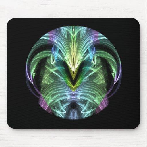 Bola del color 3 Mousepad