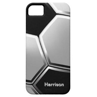 Bola del fútbol del fútbol iPhone 5 carcasa