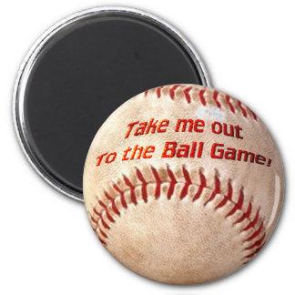 Bola del juego imán redondo 5 cm