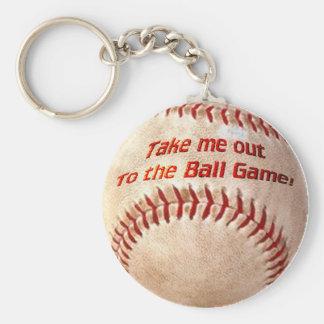 Bola del juego llaveros personalizados