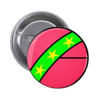 ¡Bola del juego! Pin Redondo 5 Cm