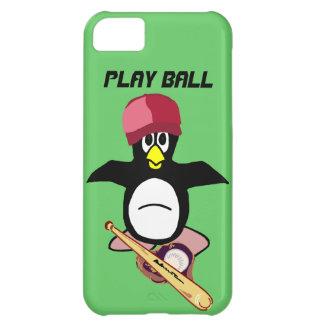Bola del juego un diseño divertido del béisbol del