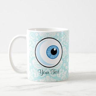 Bola del ojo Lindo Tazas