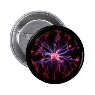 Bola del plasma pin redondo de 2 pulgadas