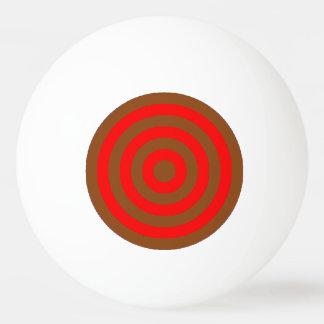 Bola del silbido de bala del silbido de bala - pelota de ping pong