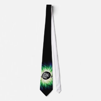 Bola del verde 8 corbatas