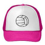 Bola del voleibol gorros