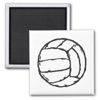 Bola del voleibol iman
