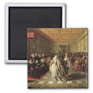 Bola en la corte de Enrique III Iman De Nevera
