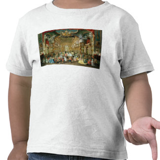 Bola enmascarada en el Hoftheater, Bonn, 1754 Camiseta