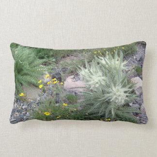 Bola escarchada Wildflowers alpinos Almohadas