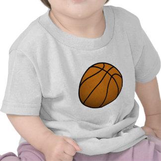 Bola fresca de los deportes B del baloncesto y del Camiseta