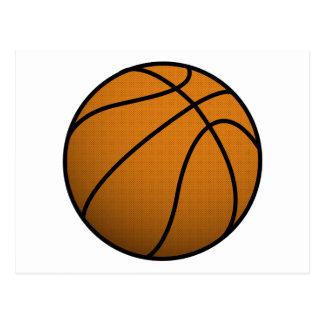 Bola fresca de los deportes B del baloncesto y del Tarjetas Postales