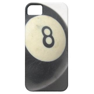 Bola ocho iPhone 5 funda