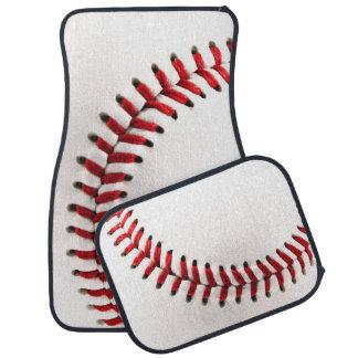Bola original del béisbol alfombrilla de coche