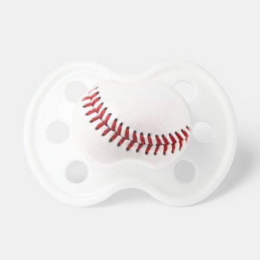 Bola original del béisbol chupetes de bebé
