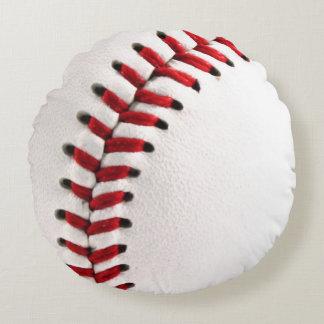 Bola original del béisbol cojín redondo